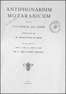 Antiphonarium Mozarabicum